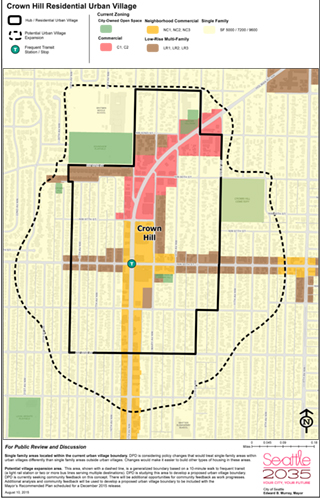 Our neighborhood is slated for the largest UPzone of Single-Family Homes in the City.