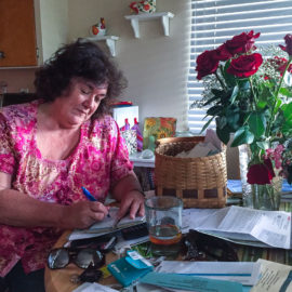 Casualties of Progress:  A retired teacher must move … again
