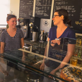 "Young Entrepreneurs ""Preserve and Gather"" in New Cafe on 85th"