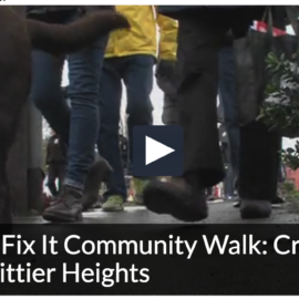 Seattle Channel Airs Crown Hill Find It Fix It Walk