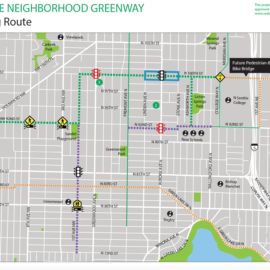 Neighborhood Greenway and Pedestrian Safety