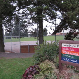 Soundview Playfield Renovation Planned